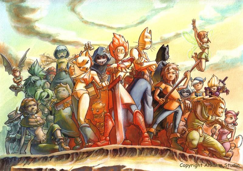 Forum de la guilde